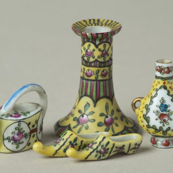Les porcelaines
