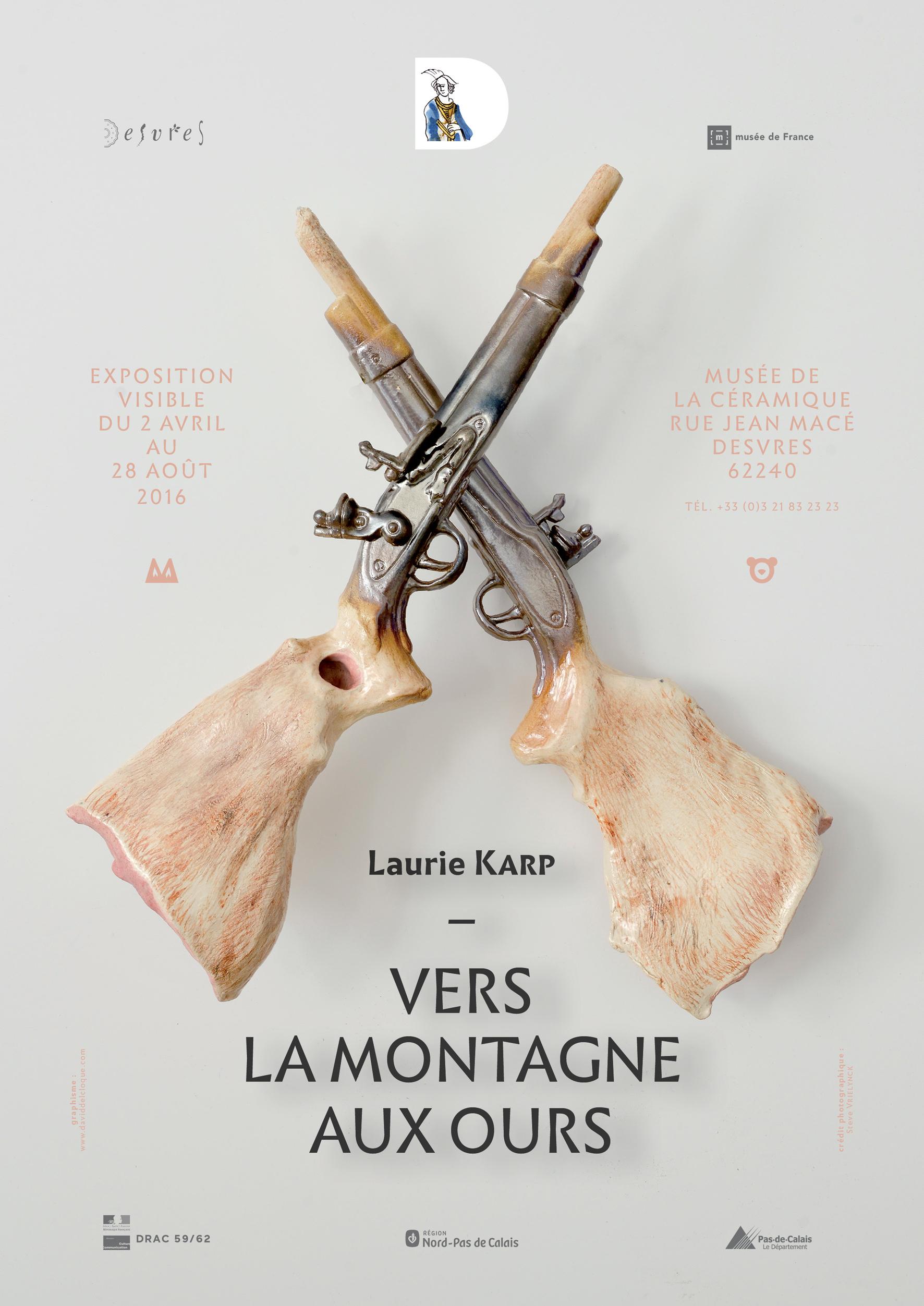 Laurie Karp, Vers la Montagne aux Ours