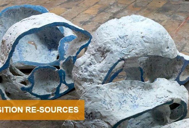 «Re-Sources» Volet 1 à l'Ecole d'Art du Beauvaisis