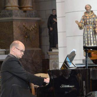 Concert exceptionnel de piano