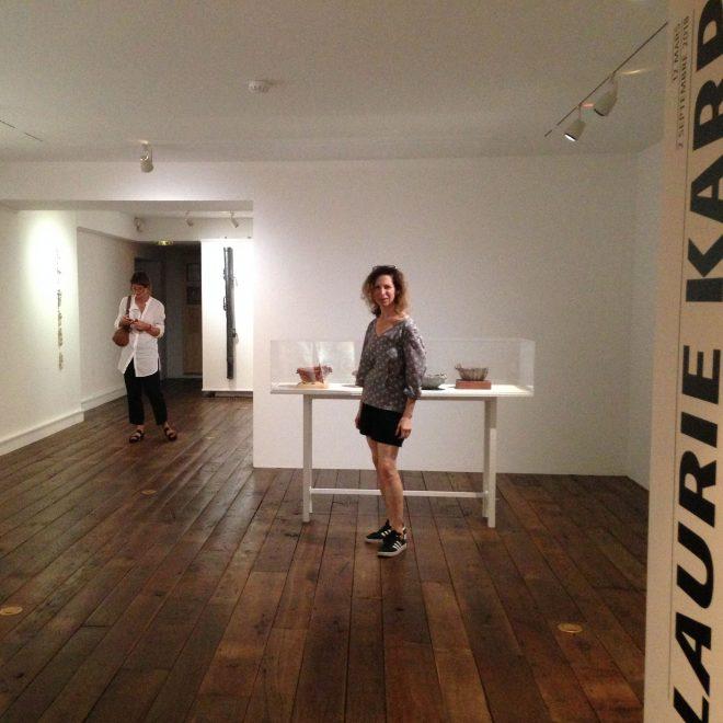 Laurie Karp expose au Musée de la Chasse et de la Nature à Paris