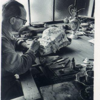 Rencontre autour de l'histoire de M. Boutillier, ancien décorateur chez Masse