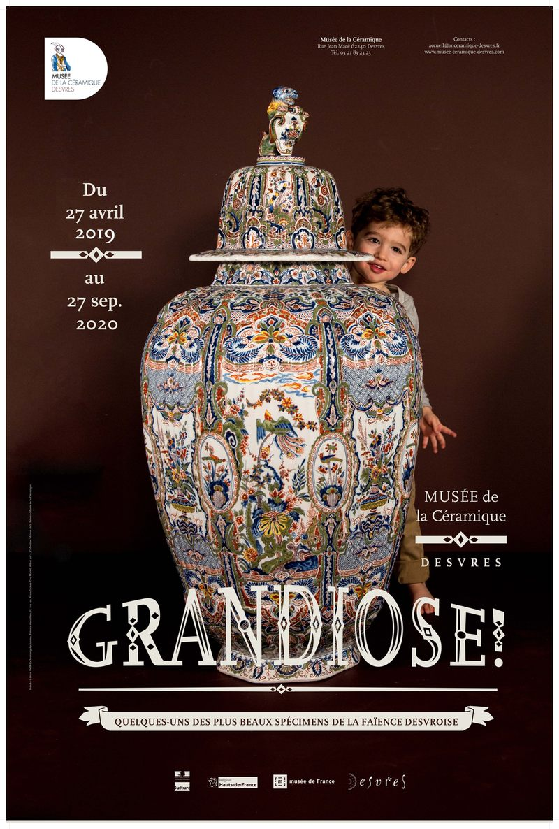 Prolongation de l'exposition « GRANDIOSE! »