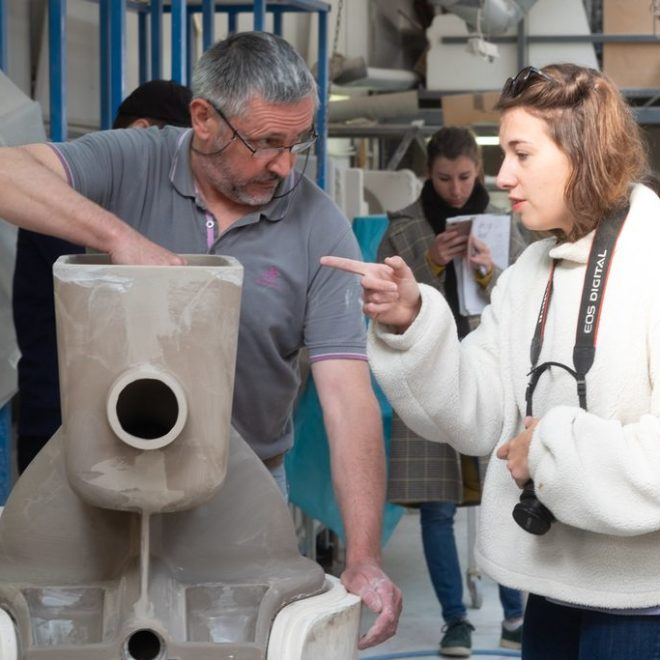 DESVRES DESIGN CERAMIC CAMP Clôture des inscriptions