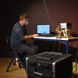 CéraMix, installation sonore